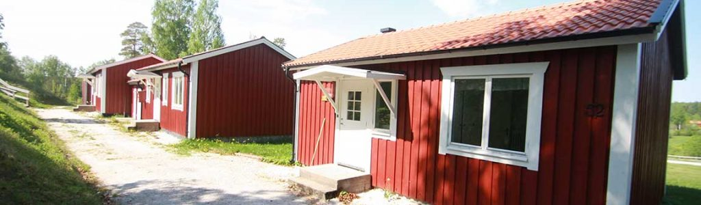 Uskavigården Kolhus Stugby